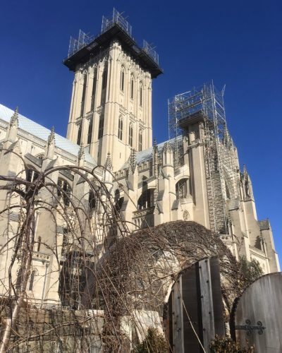 Large Stone Cathedral
