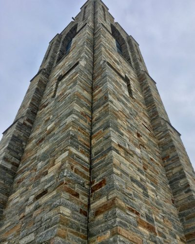 Square Stone Bell Tower
